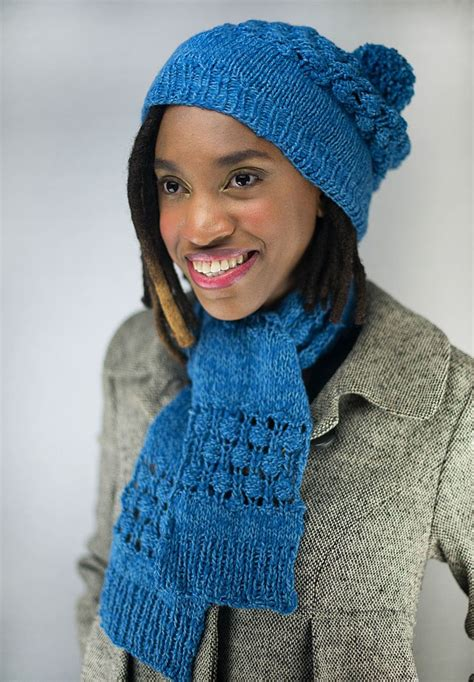 knitting pattern scarf and hat set 35 best images about exclusive free patterns inspiration