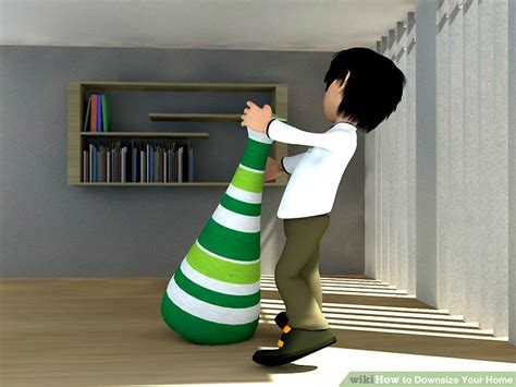 four steps for downsizing your home mlstechs how to downsize your home 12 steps with pictures wikihow
