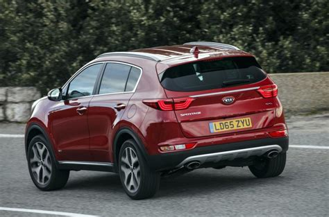 Kia Models Uk 2016 Kia Sportage 1 6 T Gdi Review Review Autocar