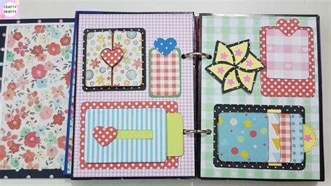 tutorial scrapbook diy scrapbook tutorial how to make scrapbook diy scrapbook