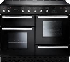 Buy Rangemaster Toledo 110 Induction Range Cooker Black