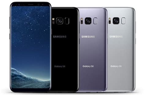 Deal: Samsung Galaxy S8 and S8  come with $150 gift cards