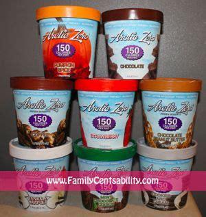review arctic  frozen dessert lactose  desserts