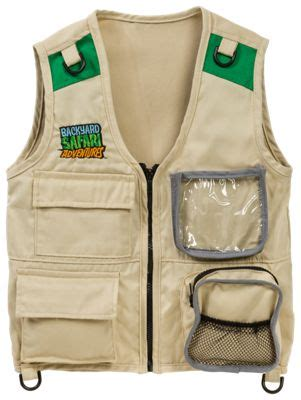 backyard safari vest backyard safari cargo vest bass pro shops