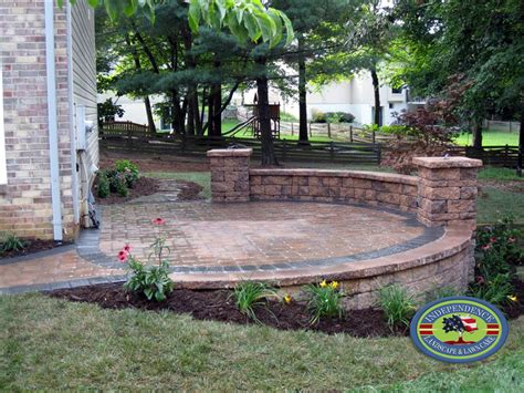 Patio Deck On Pinterest Raised Patio Concrete Patios How To Build A Raised Paver Patio