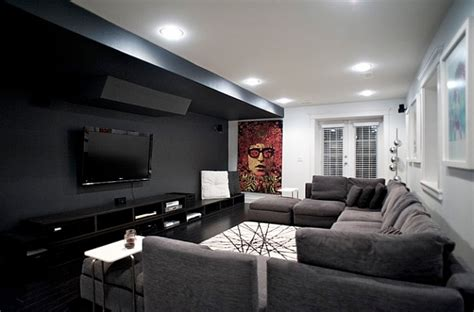 50 Minimalist Living Room Ideas For A Stunning Modern Home Black And Grey Living Room Designs