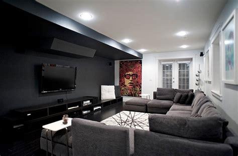 media room lounge 50 minimalist living room ideas for a stunning modern home