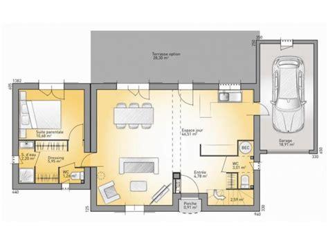 maison etage suite parentale