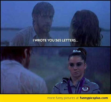 The Notebook Meme - ryan gosling s the notebook memes funny pictures