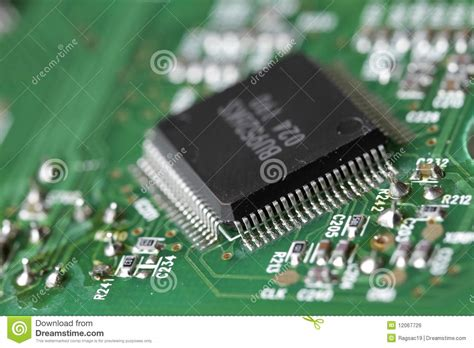 integrated circuit and its uses integrated circuit royalty free stock image image 12067726