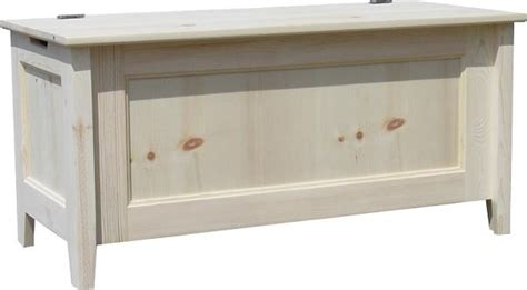 quality wood unfinished furniture benches  storage