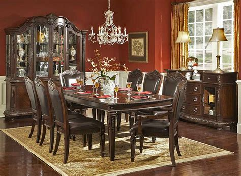 furniture make a statement in the dining room with three elegant formal dining room furniture marceladick com