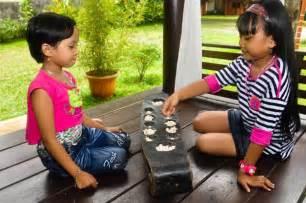 Congklakmainan Anak Permainan Congklak Mainan Tradisional Asli Indonesia