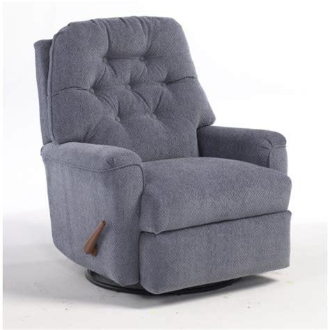 best home furnishings recliners medium 1aw49 cara swivel