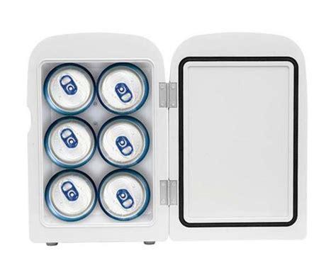 vw camper van inspired mini fridge gadgetsin