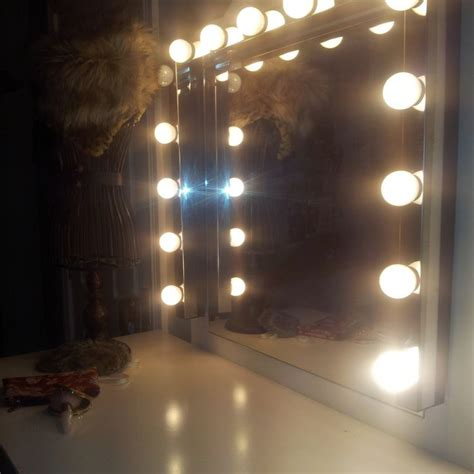 Vintage Vanity Mirror With Lights by Discover And Save Creative Ideas