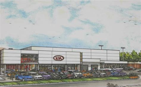 Kia Dealer Okc Primeaux Kia In Tulsa Ok Starts Dealership Expansion