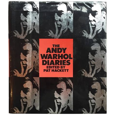 libro the andy warhol diaries andy warhol diaries for sale at 1stdibs
