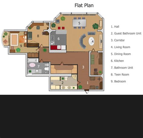 house layout plans building plan software create great looking building