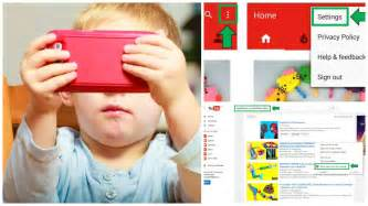 membuka youtube di block cara block video youtube yang tak patut ditonton anak