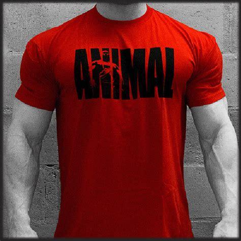 supplement t shirts australia universal animal iconic medium