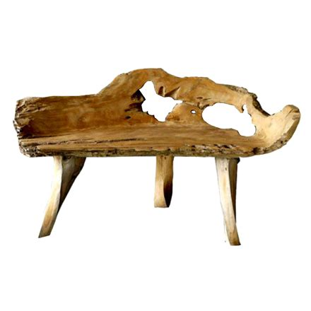 teak root bench teak root abstract bench