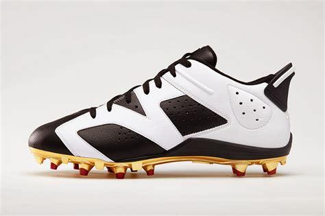 jordans football shoes air vi postseason soccer cleats for earl