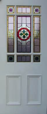 victorian stained glass front door victorian stained glass