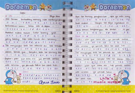 belajar kunci gitar dhyo haw jarak dan kita chord lagu dhyo haw sahabat not angka dhyo haw cepu aulia
