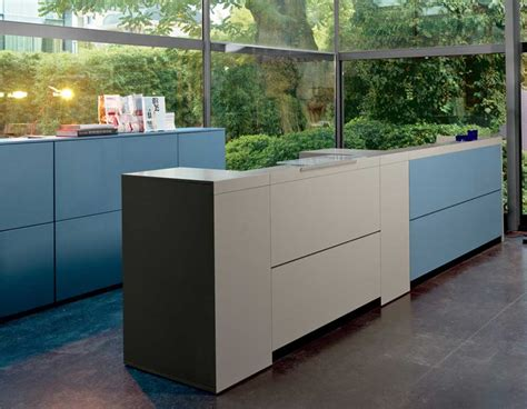Vogue Reception Desk Vogue Reception Desks Reception Space Office Systems Office Furniture