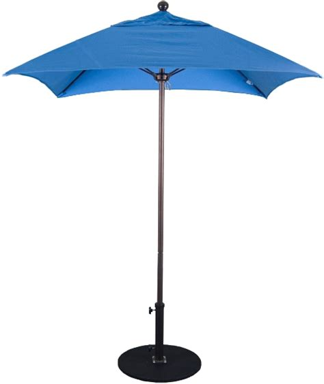 6 patio umbrella 6 square aluminum sunbrella a patio umbrella