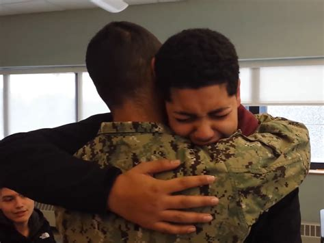 prepare to cry at these heartwarming of soldiers