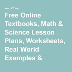 ck 12 foundation free online textbooks flashcards 1000 images about homeschool science on pinterest