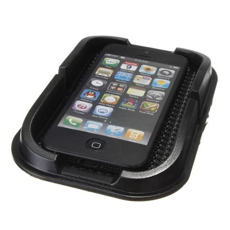 Phone Mat For Car by Gps Navigator Phone Auto Holder Skidproof Pad Car Anti