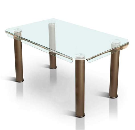 Glass Contemporary Dining Table Glass Dining Table Fa361 Modern Dining
