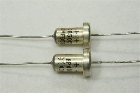 tantalum capacitor in audio 28 images バンテック エレクトロニクス コンデンサ スプラグ sprague 銀タンタル マロリー mallory
