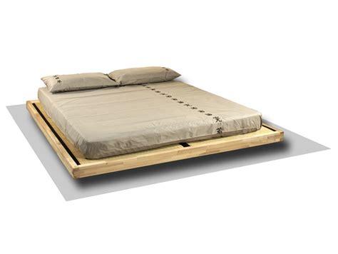 futon bologna lit tatami en bois by cinius