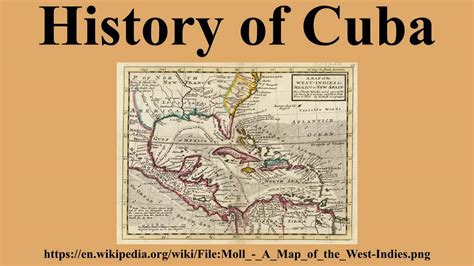 What About History history of cuba