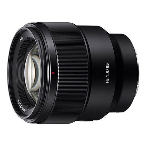 Sony Lens Fe 85mm F 1 8 sony fe 100mm f 2 8 stf gm and 85mm f 1 8 announcements