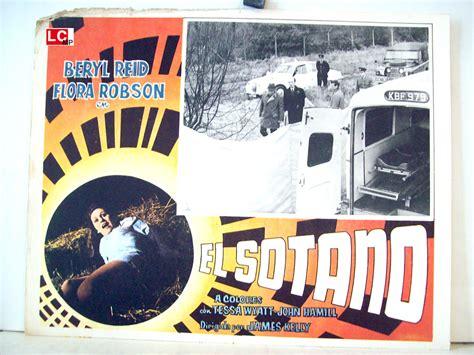 el stano quot el sotano quot movie poster quot the beast in the cellar quot movie poster