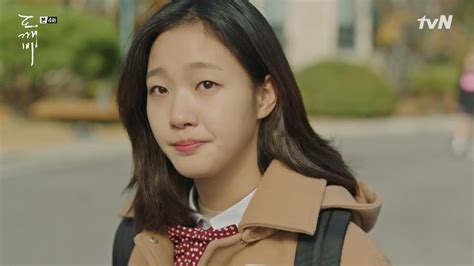 Goblin Ji Eun Tak the lonely shining goblin episode 4 187 dramabeans korean