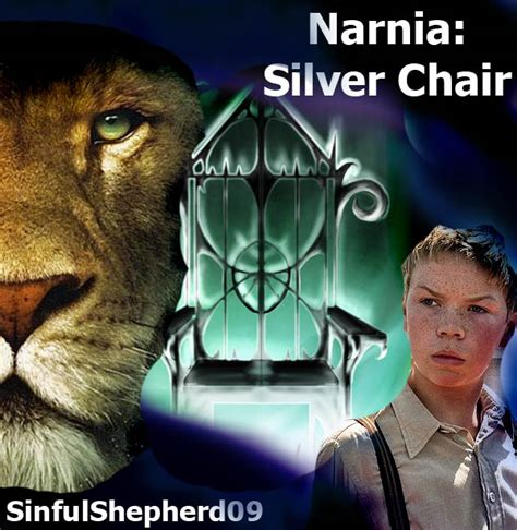 Narnia The Silver Chair by Narnia Silver Chair By Sinfulshepherd09 On Deviantart