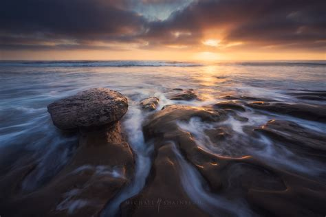 california seascape photography michael shainblum