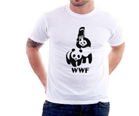 Wwf Panda Chair Wwf Panda T Shirt
