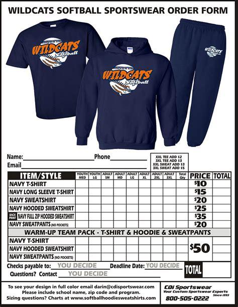 Pre Order Jersey Costum Design risk free apparel 171 softball team packs