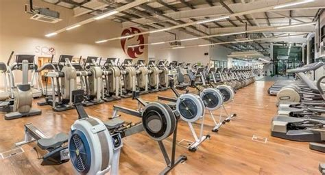 facilities  rainbow leisure centre epsom  ewell