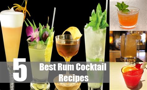 best rum cocktail recipes different rum cocktail drinks - Best Cocktail Recipes