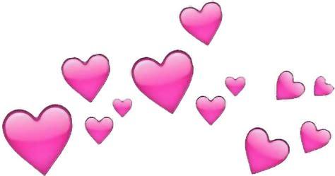 imagenes tumblr png emojis whatsapp coronadecorazones corazones emojis tumblr hear