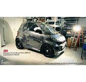 Smart Brabus Car Wrapping Camo By GuerreraStylecom  YouTube