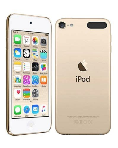 Apple Ipod Touch 6 32gb Pink apple ipod touch 6th 16gb 32gb 64gb 128gb mp3 player blue pink gray gold mp3 player ipod